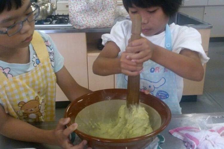 子どもさん向け郷土料理教室を開催します!