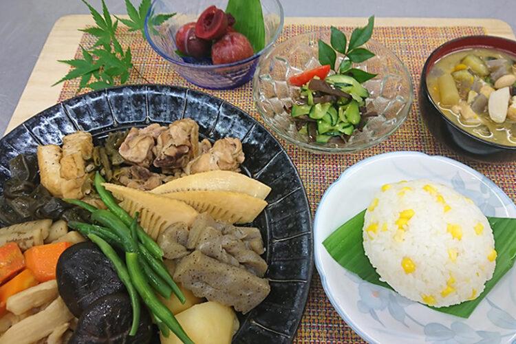 はじめての鹿児島料理の会基本コース④ でした