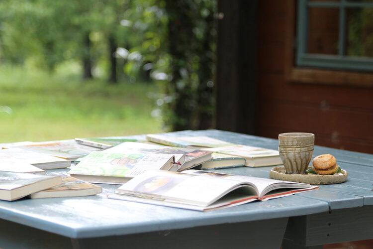 【中止のお知らせ】8/14 森の図書館&自由時間